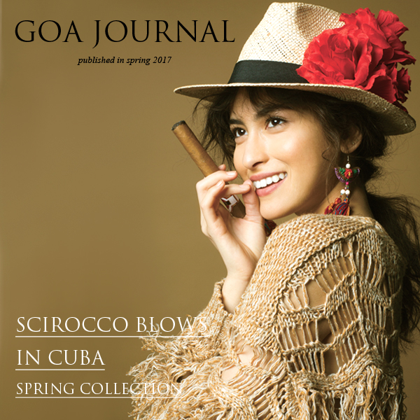 GOA JOURNALPublished in spring