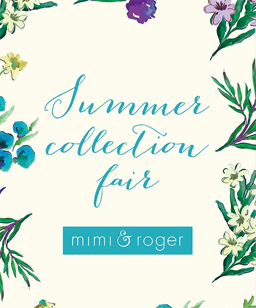 Summer Collection Fair