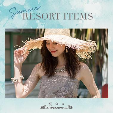 2018 Summer Resort Items